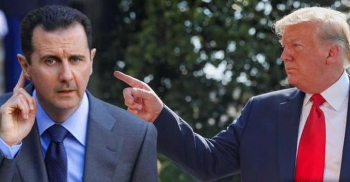 أمريكا ترفع العصا الغليظة على نظام الأسد