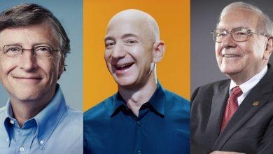 صورة تعرف على قائمة أغنى الرجال في العالم مع نهاية عام 2019 وبداية العام 2020
