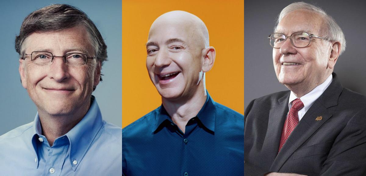 أغنى الرجال في العالم