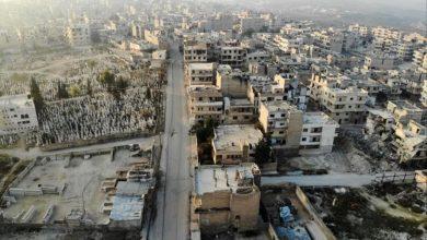 صورة حرب شوارع داخل معرة النعمان.. والمعارضة تنفي سيطرة النظام على المدينة