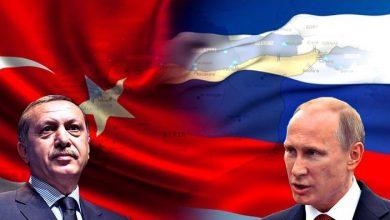 صورة روسيا تنوي السيطرة على مناطق درع الفرات وغصن الزيتون بعد إدلب.. وهذا هدف تركيا من إرسال رتل جديد إلى سراقب
