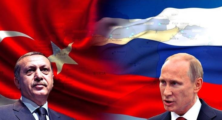 روسيا تنوي السيطرة على مناطق درع الفرات وغصن الزيتون