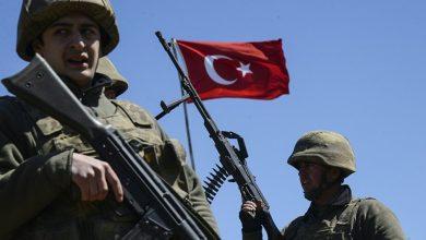 صورة عملية أمنية جديدة للجيش التركي في الشمال السوري