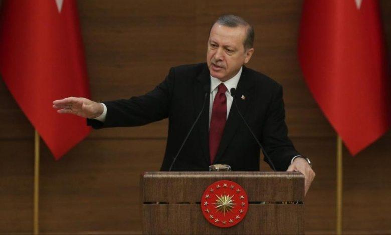 عملية عسكرية تركية ضد نظام الأسد