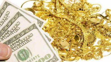 صورة أسعار الذهب وصرف الليرة السورية والتركية مقابل الدولار مساء اليوم   الأربعاء 5/2/2020