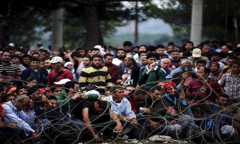 مليون سوري على أبواب أوروبا
