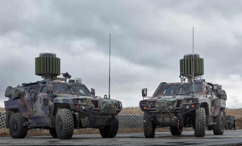 أنظمة رادار متطورة الجيش التركي إدلب