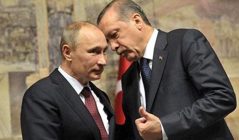 اتصال ساخن بين أردوغان وبوتين بشأن إدلب.. واختلاف في البيانات الصادرة عن رئاسة البلدين
