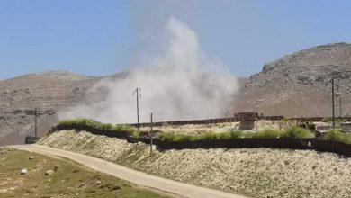 صورة الأسد يتحدى الأتراك مجدداً ويستهدف مواقع الجيش التركي.. والنظام السوري يتقدم قرب معرة النعمان وجبل الزاوية