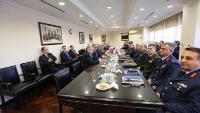 صورة الخارجية التركية تكشف تفاصيل الاجتماع مع الوفد الروسي في أنقرة بشأن إدلب