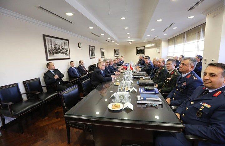 اجتماع تركي روسي بشأن إدلب