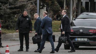 صورة المباحثات بين روسيا وتركيا في أنقرة تنتهي دون التوصل لاتفاق بين الجانبين