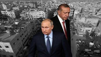 """صورة """"بوتين"""" لـ """"أردوغان"""": قوات نظام الأسد لن تنسحب إلى خلف نقاط المراقبة.. والعملية العسكرية مستمرة في إدلب"""