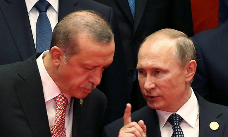 بوتين أردوغان الحل في إدلب