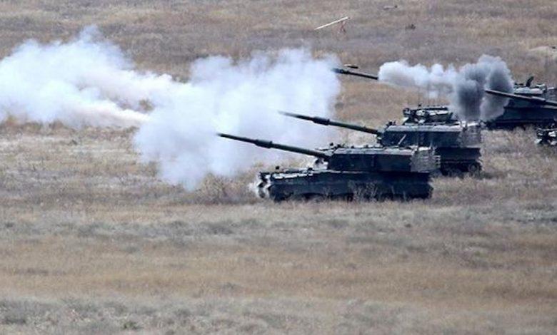 تركيا تقصف مواقع قوات الأسد