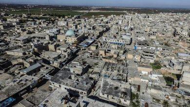 صورة خاوية على عروشها.. شاهد تسجيل مصور من داخل مدينة سراقب يظهر حجم الدمار وخلوها من السكان