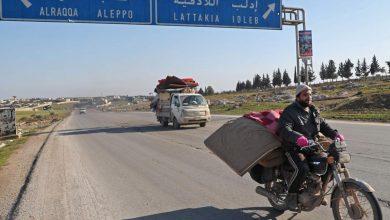صورة تركيا تستمر بإرسال الأرتال إلى مدينة إدلب.. وتقدم سريع لقوات الأسد نحو المدينة
