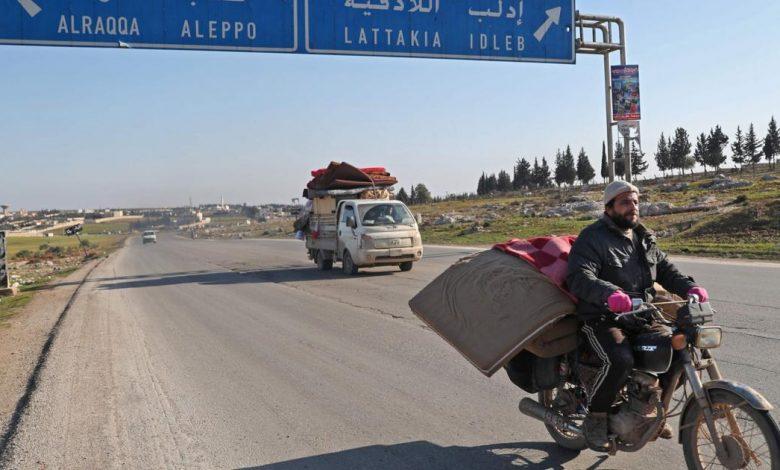 تقدم سريع لقوات الأسد نحو إدلب