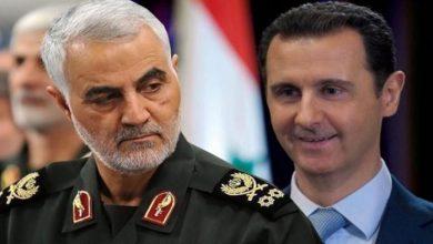 """صورة حقائق تكشف للمرة الأولى.. بشار الأسد كان على وشك الهروب من سوريا في وقت سابق لولا تدخل """"قاسم سليماني"""""""
