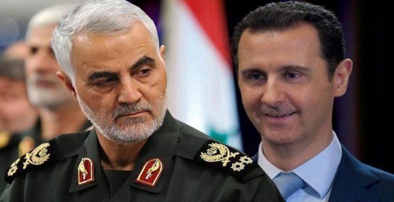 بشار الأسد كان على وشك الهروب من سوريا