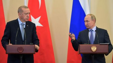صورة روسيا ترد على تهديدات أردوغان بشأن إدلب.. ونظام الأسد يتهم تركيا باستغلال القصف الإسرائيلي على سوريا