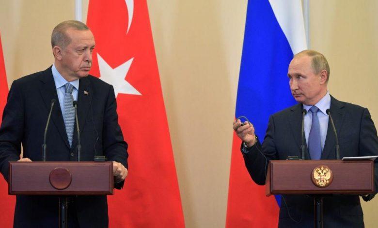 روسيا ترد على تهديدات أردوغان