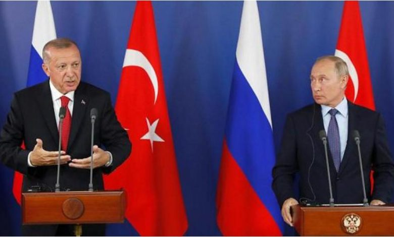 روسيا ترفض مقترح تركي بشأن إدلب