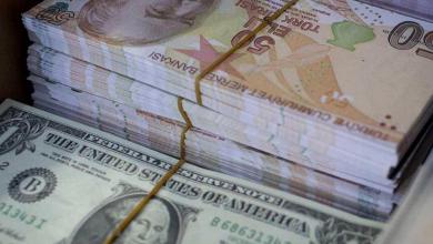 صورة سعر الليرة السورية والتركية مقابل العملات الرئيسية | السبت 1/2/2020