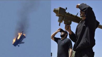 صورة طائرات روسية تقصف نقطة مراقبة تركية في إدلب.. والمعارضة تستلم مضاد طيران من طراز متطور