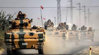 """صورة """"طبول الحرب تقرع"""".. 100 آلية عسكرية تركية تدخل مدينة سراقب.. والجيش التركي يشتبك مع قوات الأسد قرب المدينة"""