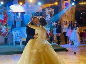صور حفل زفاف جندي روسي على فتاة من طرطوس