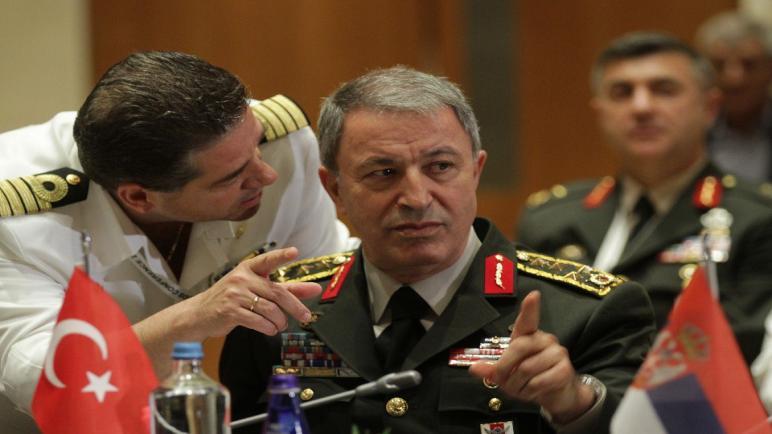 عملية عسكرية تركية ضد الأسد
