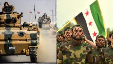 صورة عملية عسكرية تركية تلوح في الأفق.. والجيش الوطني يعلن حالة التأهب ويجهز 7 آلاف مقاتل لإرسالهم إلى إدلب