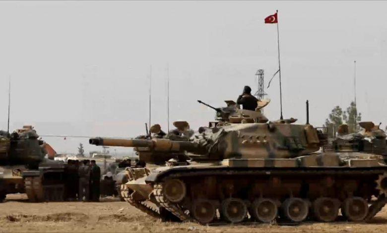 عملية عسكرية قادمة أم مجرد استعراض للقوة