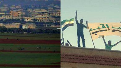 صورة فصائل المعارضة تتقدم شرق إدلب والهدف استعادة سراقب.. وهروب عناصر قوات نظام الأسد أمام تقدم الفصائل