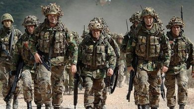 صورة قوات كوماندوز تركية إلى إدلب.. وميليشيات النظام تحاصر نقاط مراقبة جديدة للجيش التركي