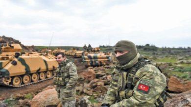 صورة مسؤول تركي: يد الجيش التركي على الزناد.. والعملية ضد قوات نظام الأسد ستنطلق فور انتهاء مهلة شباط