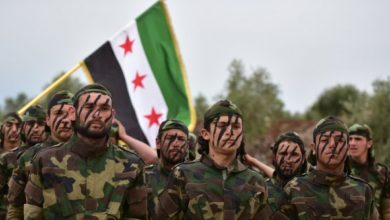 Photo of معركة العزم المتوقد.. الجيش الوطني يسيطر على مواقع لقوات الأسد قرب مدينة الباب بريف حلب الشرقي