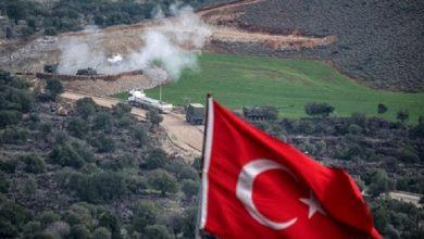 صورة من جديد مقتل جندي تركي على يد قوات النظام السوري.. والمعارضة تسقط طائرة.. وأردوغان يعد بحماية إدلب