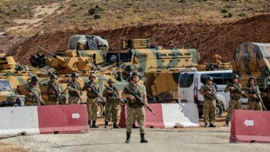 """صورة نظام الأسد يصف سياسة أمريكا بـ """"الوقحة"""".. وصحيفة تكشف تعمد النظام السوري استهداف نقاط المراقبة التركية"""