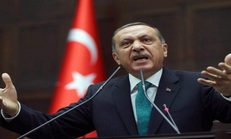 أردوغان مصير قوات الأسد الهلاك