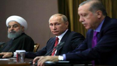 صورة أردوغان يقدم عرضاً لنظام الأسد والدول الداعمة له بشأن الحل النهائي لملف إدلب