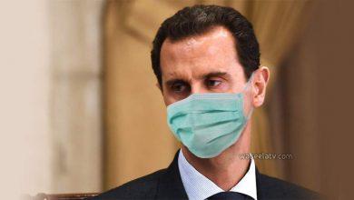 """صورة أعراض كورونا تظهر على قريبة لـ """"بشار الأسد"""""""