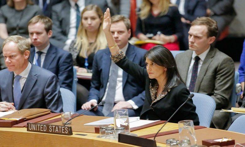 أمريكا لها رأي آخر بشأن إدلب