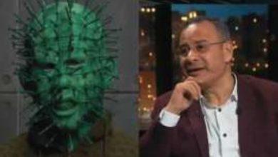 صورة إعلامي مصري يستضيف فيروس كورونا على الهواء مباشرة (فيديو)