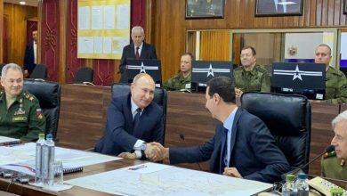 """صورة بذريعة """"مكافحة الإرهاب"""".. موسكو توضح: قوات الأسد ستواصل عملياتها العسكرية في إدلب"""