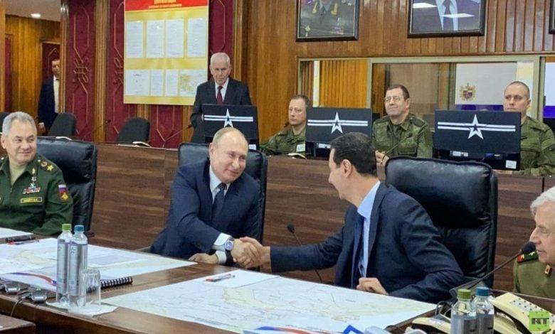 قوات الأسد ستواصل عملياتها العسكرية في إدلب
