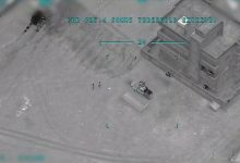 صورة الدفاع التركية تنشر مشاهد جديدة لقصف الطائرات المسيرة مواقع عسكرية لنظام الأسد (شاهد)
