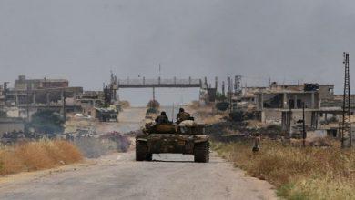 صورة تنفيذاً للاتفاق أم خرقاً للهدنة.. قوات نظام الأسد تسيطر على مواقع جنوب إدلب وتستقدم تعزيزات عسكرية