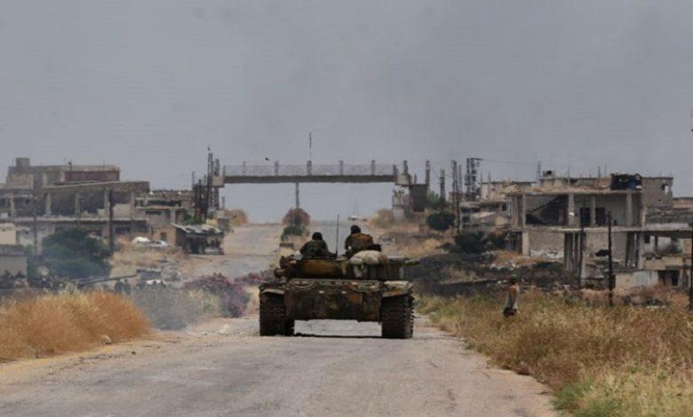 خرق الهدنة في إدلب